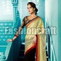 Designer Sarees - Manufacturer, Exporters and Wholesale Suppliers,  Gujarat - Fashioncraft