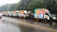 Led Mobile Truck Rent Service