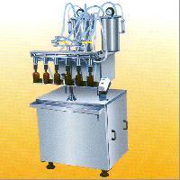 Semi Automatic Vacuum Filling Machine