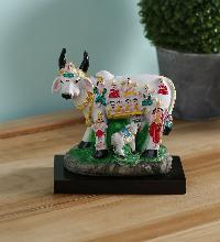 Gactrend Kamdhenu Cow With Calf
