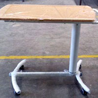 Hospital Adjustable Food Trolley