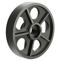 Cast Iron Wheels