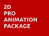 2d Pro Animation Package