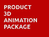 Product 3d Animation Package