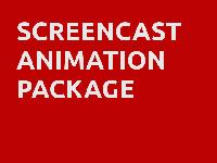 SCREENCAST Animation Package