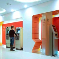 ATM Interior Designing