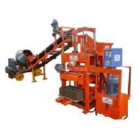 Automatic Concrete Bricks Machine