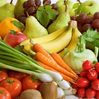 Processed Foods And Vegetables