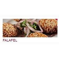Chickpea Falafel