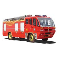 Rental Fire Vehicle