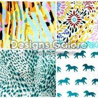 Printed Textile Fabrics