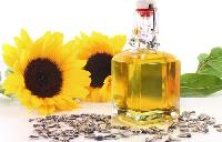 Non-Refined Sun Flower Oil