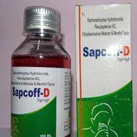 Sapcoff D Cough Syrups