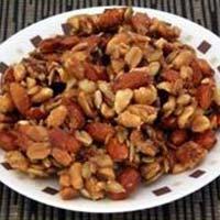 Caramel Almond Nuts