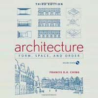 Architecture Books On DK Ching