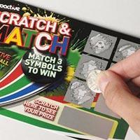 Scratch Card Printing