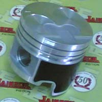Coated Piston