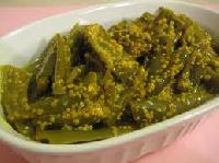 Green Chilli Pickles