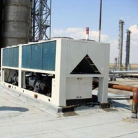 Air Cooled Chiller Service