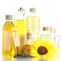 Sunflower Vegetable Oils