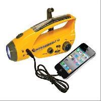 Solar Torch Radio STR-102C