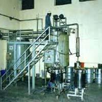 Manufacturing Oil