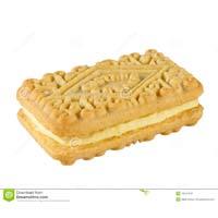 Vanilla Cream Biscuits