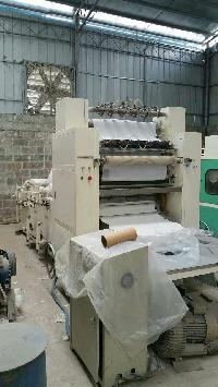 4 Lane Refurbished Chinese Facial Tissue Paper Making..