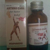 Arthrocare Pain Filler Oil