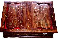 Wooden Quraan Box