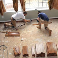 Interior Renovation Services