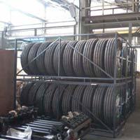 Tyre Packaging Pallet