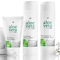 Aloe Vera Face Care Cream