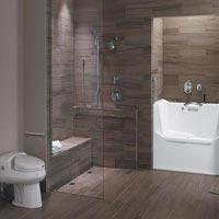 Washroom Interior Designing