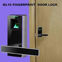 Ml10 Fingerprint Door Lock