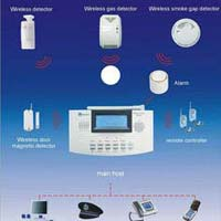 Wired & Wireless Alarm System