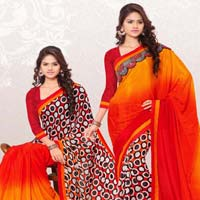 RekhaManiyar Fashions  Designer Reversable Saree 8531