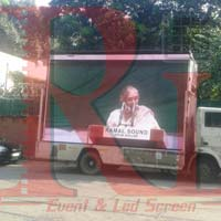 Led Screen Van On Hire