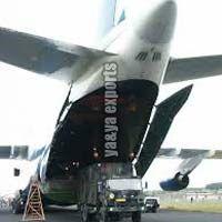 Airplane Loading Crane