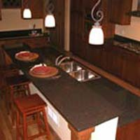 Coffee Granite Slabs