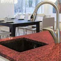 Red Granite Slabs