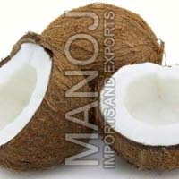 Fresh Coconut - Exporters and Wholesale Suppliers,  Tamil Nadu - Manoj Imports And Exports