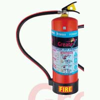 ABC Dry Powder Portable Fire Extinguisher
