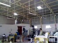 Light Weight Pipe Portal Structure fabrication service