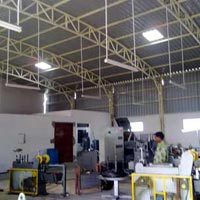 Lightweight Pipe Portal Structure Fabrication