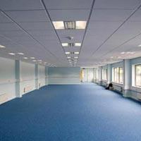 Metal Aluminium False Ceiling Service Fabrication Service