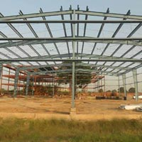 Pre Engineered Metal Building Fabrication