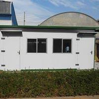 Prefabricated Porta Cabin Fabrication Service