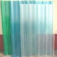 Profiled Frp Polycarbonate Sheet Fabrication