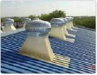 Rooftop Turbo Air Ventilator